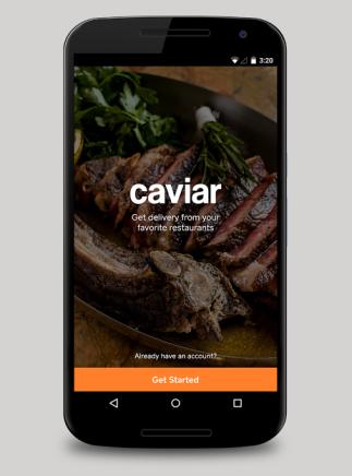 Caviar App