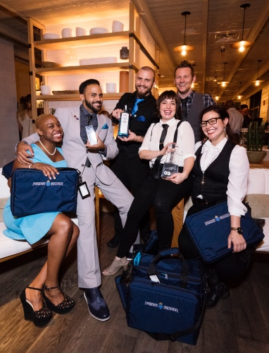Bombay Sapphire Bartender Competition