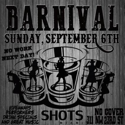 SHOTS Miami Hosts Barnival