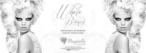 Bagatelle: The White Brunch